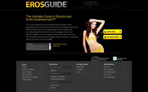 Access eros-usa.com using Hola Unblocker web proxy