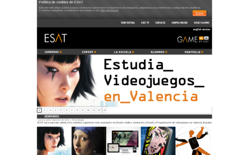 Access esat.es using Hola Unblocker web proxy