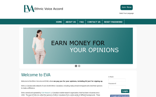 Access ethnicvoiceaccord.com using Hola Unblocker web proxy