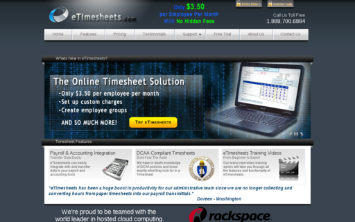 Access etimesheets.com using Hola Unblocker web proxy