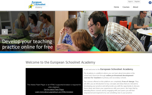 Access europeanschoolnetacademy.eu using Hola Unblocker web proxy