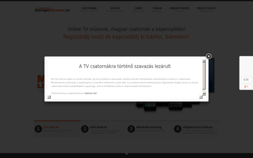 Access europestream.tv using Hola Unblocker web proxy