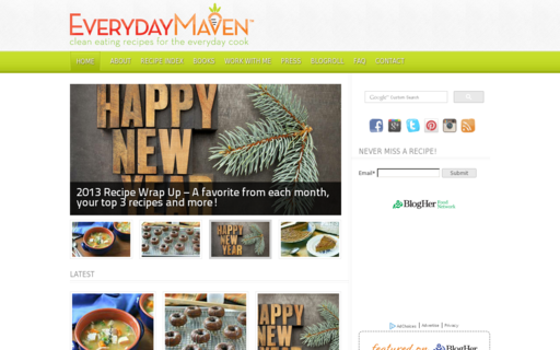 Access everydaymaven.com using Hola Unblocker web proxy