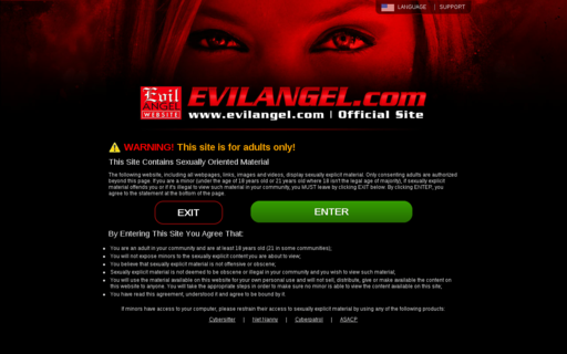 Access evilangel.com using Hola Unblocker web proxy