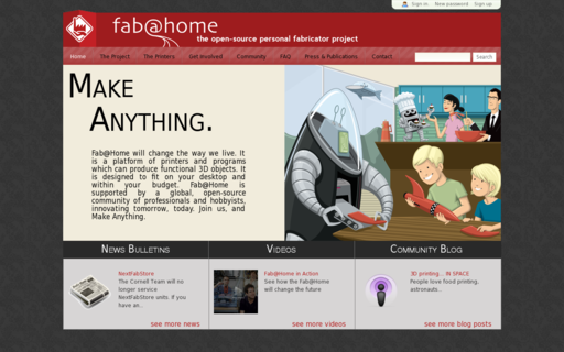 Access fabathome.org using Hola Unblocker web proxy