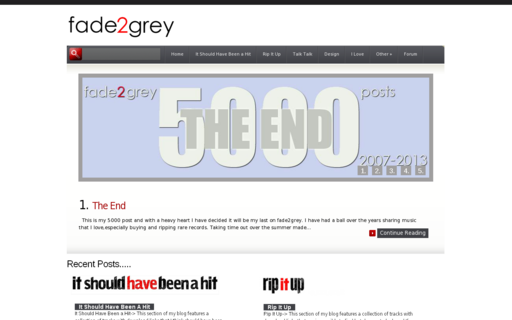 Access fade2grey.com using Hola Unblocker web proxy