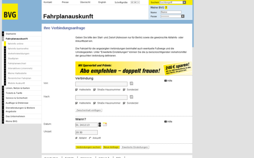 Access fahrinfo-berlin.de using Hola Unblocker web proxy