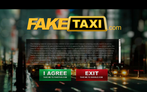 Access faketaxi.com using Hola Unblocker web proxy
