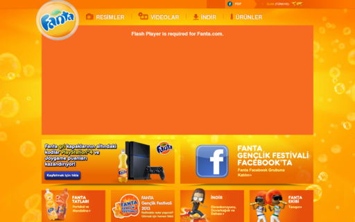 Access fanta.com.tr using Hola Unblocker web proxy