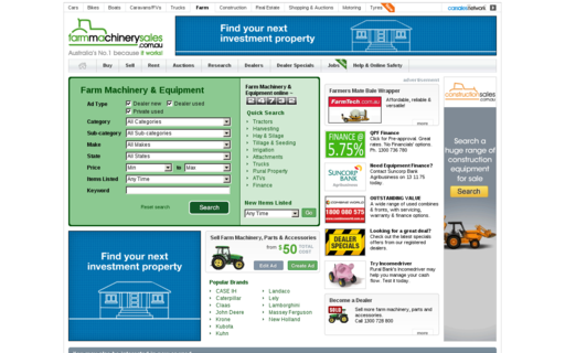 Access farmmachinerysales.com.au using Hola Unblocker web proxy