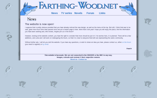 Access farthing-wood.net using Hola Unblocker web proxy