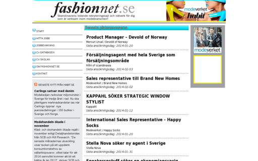 Access fashionnet.se using Hola Unblocker web proxy