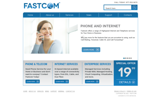Access fastcom.ca using Hola Unblocker web proxy