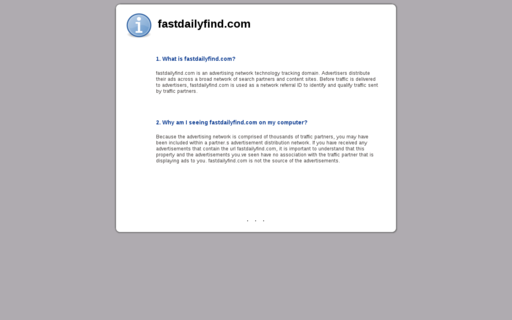 Access fastdailyfind.com using Hola Unblocker web proxy
