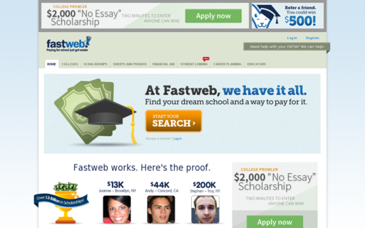 Access fastweb.com using Hola Unblocker web proxy