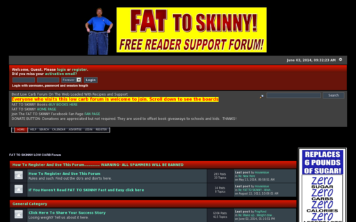 Access fattoskinny.net using Hola Unblocker web proxy