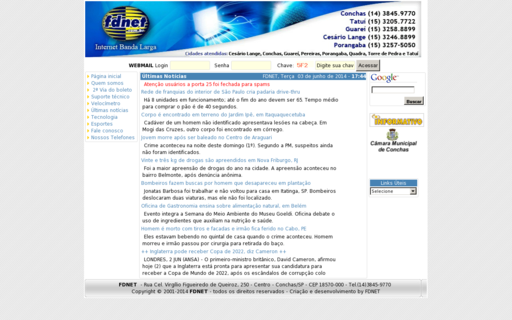 Access fdnet.com.br using Hola Unblocker web proxy