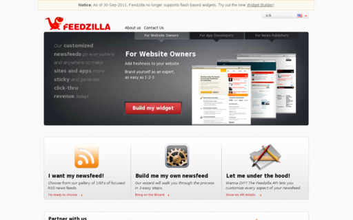 Access feedzilla.com using Hola Unblocker web proxy