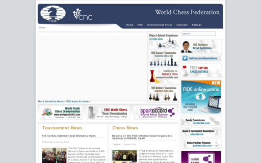 Access fide.com using Hola Unblocker web proxy