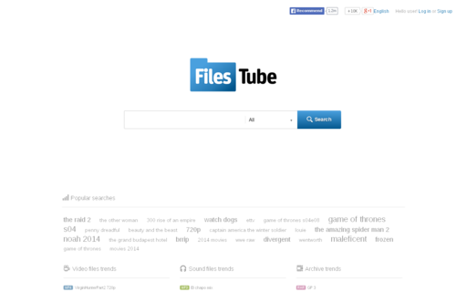 Access filestube.to using Hola Unblocker web proxy