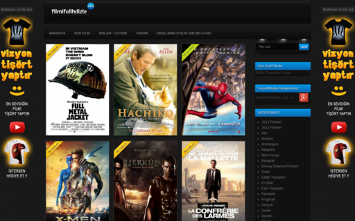 Access filmifullhdizle.com using Hola Unblocker web proxy