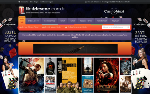 Access filmizlesene.com.tr using Hola Unblocker web proxy