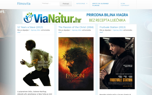 Access filmovita.com using Hola Unblocker web proxy