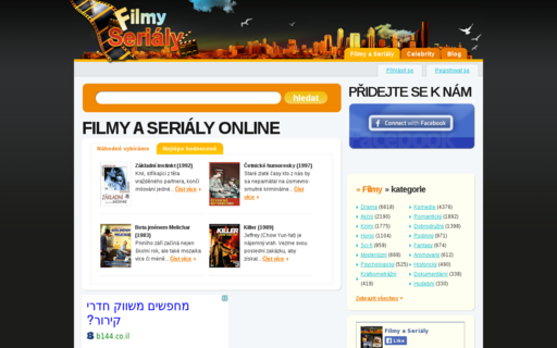 Access filmy-serialy.info using Hola Unblocker web proxy