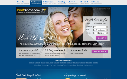 Access findsomeone.co.nz using Hola Unblocker web proxy