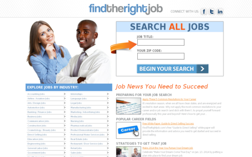 Access findtherightjob.com using Hola Unblocker web proxy