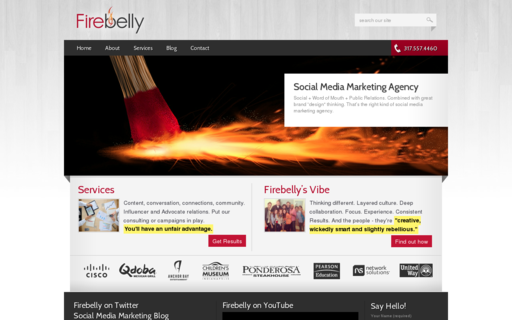 Access firebellymarketing.com using Hola Unblocker web proxy