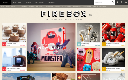 Access firebox.com using Hola Unblocker web proxy
