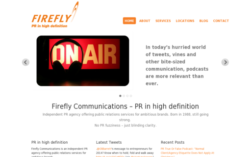 Access fireflycomms.com using Hola Unblocker web proxy