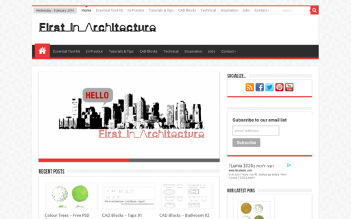 Access firstinarchitecture.co.uk using Hola Unblocker web proxy