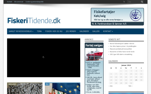 Access fiskeritidende.dk using Hola Unblocker web proxy