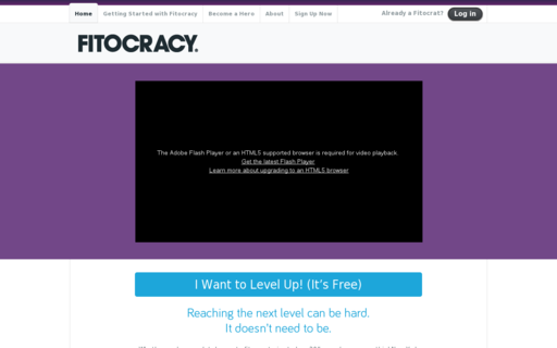 Access fitocracy.com using Hola Unblocker web proxy