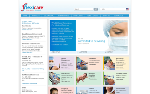 Access flexicare.com using Hola Unblocker web proxy