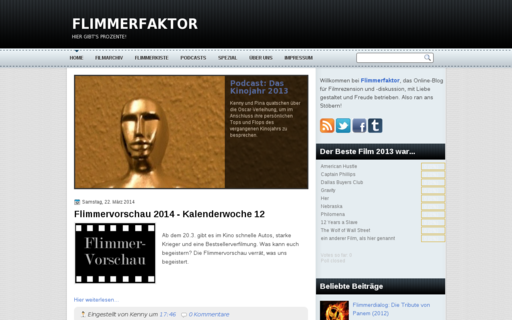 Access flimmerfaktor.de using Hola Unblocker web proxy