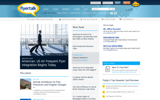 Access flyertalk.com using Hola Unblocker web proxy