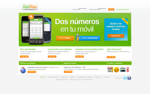 Access fonyou.es using Hola Unblocker web proxy
