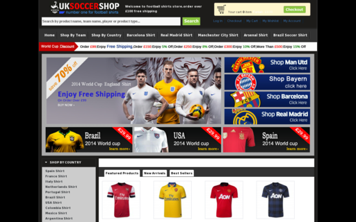 Access footballshopworld.co.uk using Hola Unblocker web proxy