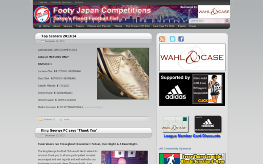 Access footyjapancompetitions.com using Hola Unblocker web proxy