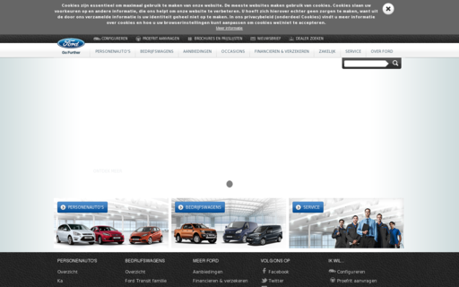 Access ford.nl using Hola Unblocker web proxy