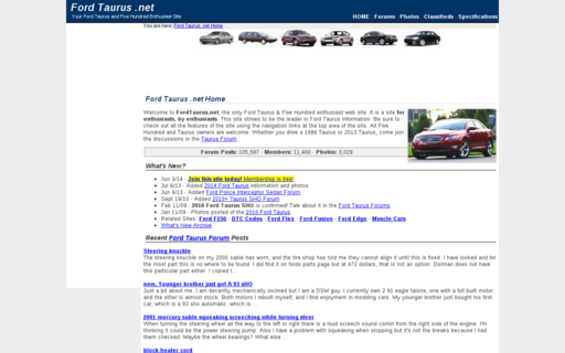 Access fordtaurus.net using Hola Unblocker web proxy