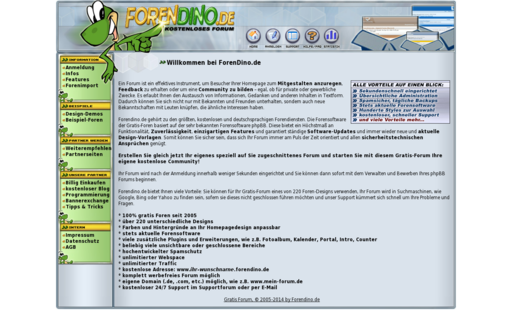 Access forendino.de using Hola Unblocker web proxy