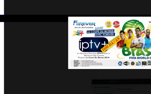Access foreverhd.com using Hola Unblocker web proxy