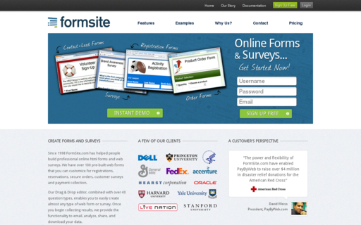 Access formsite.com using Hola Unblocker web proxy