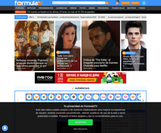 Access formulatv.com using Hola Unblocker web proxy