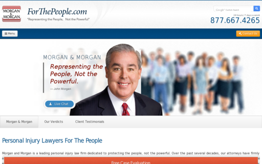 Access forthepeople.com using Hola Unblocker web proxy