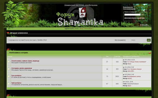 Access forum.shamanika.biz using Hola Unblocker web proxy